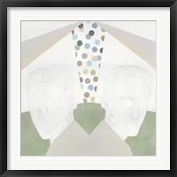Framed Two Boys