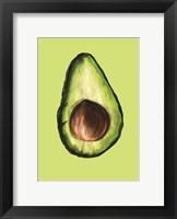 Framed Avocado