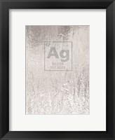 Framed Silver
