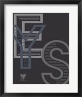 Framed Yes