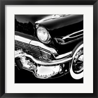 Framed Vintage Car 1