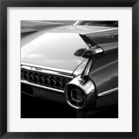 Framed Vintage Car 2