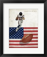 American Football 1 Framed Print