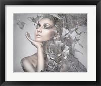 Framed Cool Grey