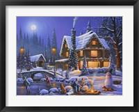 Framed Holiday Spirit