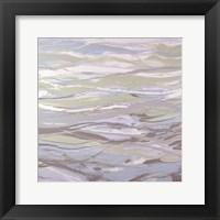 Framed Lavendar Hues