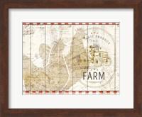 Framed Farm Fresh 2