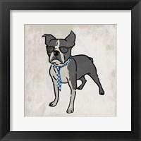 Framed Nerdy Terrier 2