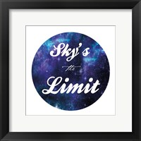 Framed Skies The Limit