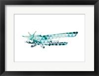 Framed Sky Plane Triangles