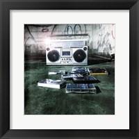 Framed Music Boom