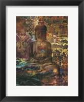 Framed Buddah Zen
