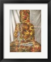 Framed Buddah Zen 2
