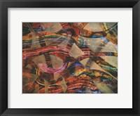 Framed Trippy Vines 1