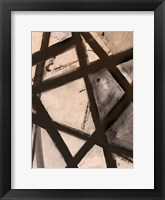 Framed Through The Webbing