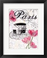 Framed All Things Paris 4