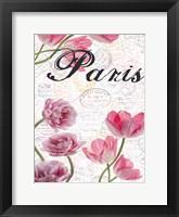 Framed All Things Paris 5
