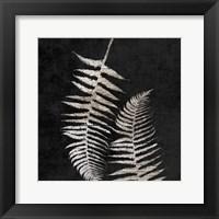 Framed Leaf In The Moment 1