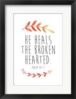 Framed Heal