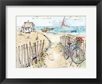 Framed Coastal Catch V