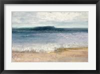 Framed Indigo Isle
