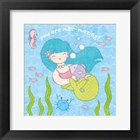 Framed Magical Mermaid II
