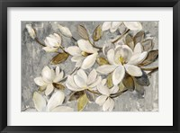Framed Magnolia Simplicity Neutral Gray