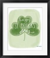 Framed St. Patrick's Day