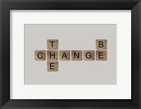Framed Be the Change II