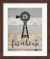 Framed Farmhouse