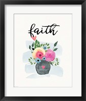 Framed Faith I
