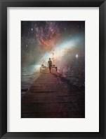 Framed Starry Starry Night