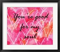 Framed You're Good