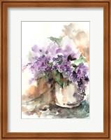 Framed Lilac