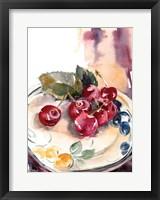 Framed Fruit Plate