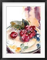 Framed Fruit Plate