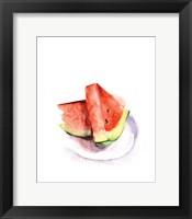 Framed Watermelon