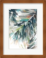 Framed Evergreen