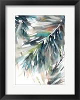 Framed Evergreen