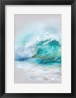 Framed Wave