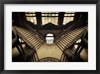 Framed Abandoned Palace