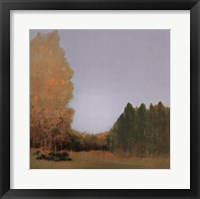 Framed Copper Grove I