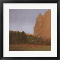 Framed Copper Grove II