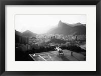Framed Rio