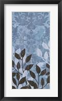 Garden Damask II Framed Print