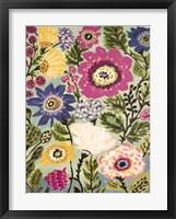 Garden Of Whimsy IV Framed Print