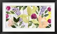 Vivid Blooming II Framed Print