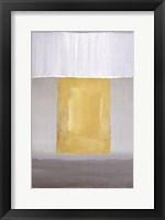 Framed Half Light II