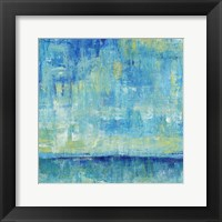 Water Reflections III Framed Print