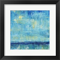 Water Reflections IV Framed Print